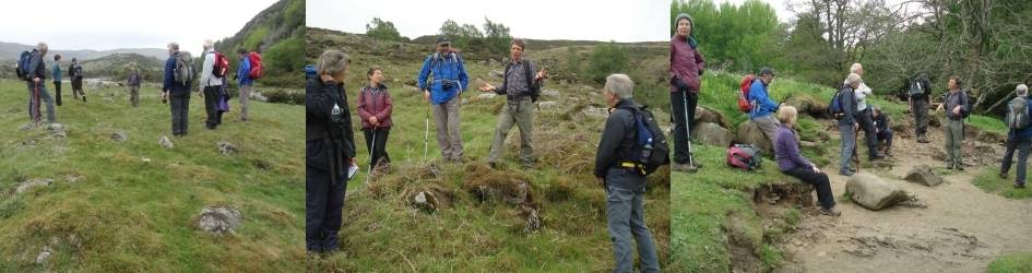 June 2016 Holwick Walk lead by Tom Gledhill