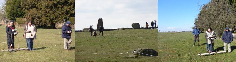 Long Meg Survey